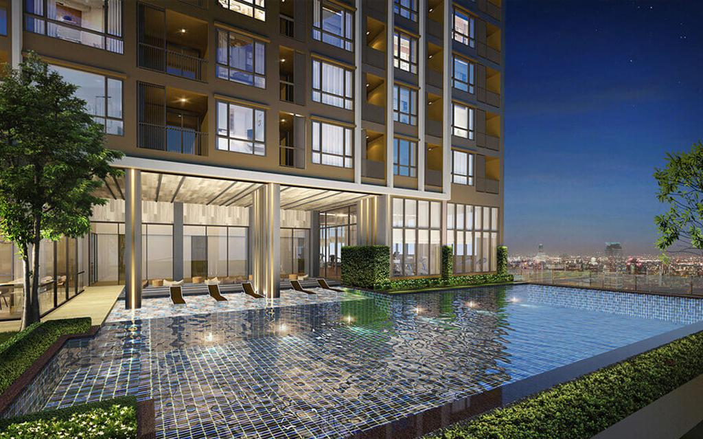 Propfit Agency's 1 Br Condo at The LINE Sukhumvit 71 5