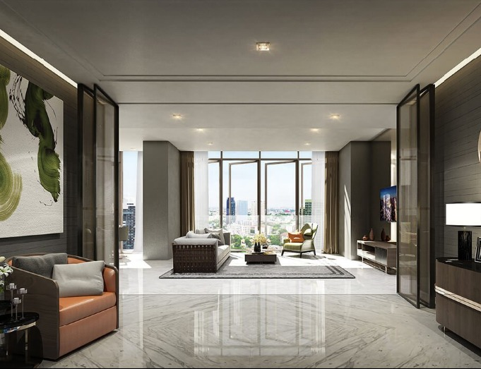 Propfit Agency's 2 Br Condo at THE Monument Thong Lo 2