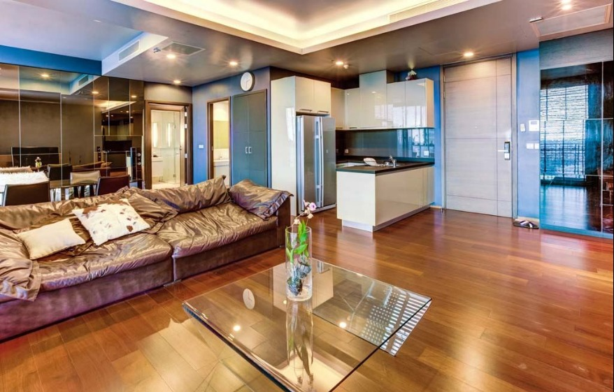 Propfit Agency's 2 Br Condo at Quattro by Sansiri 1
