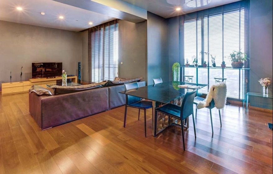 Propfit Agency's 2 Br Condo at Quattro by Sansiri 2