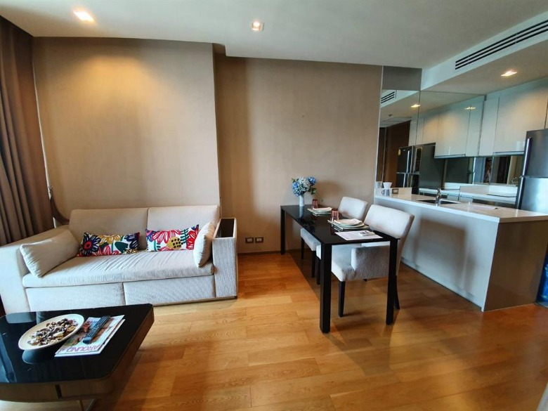Propfit Agency's 1 Br Condo at The Address Sathorn 1