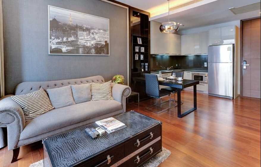 Propfit Agency's 1 Br Condo at Quattro by Sansiri 1