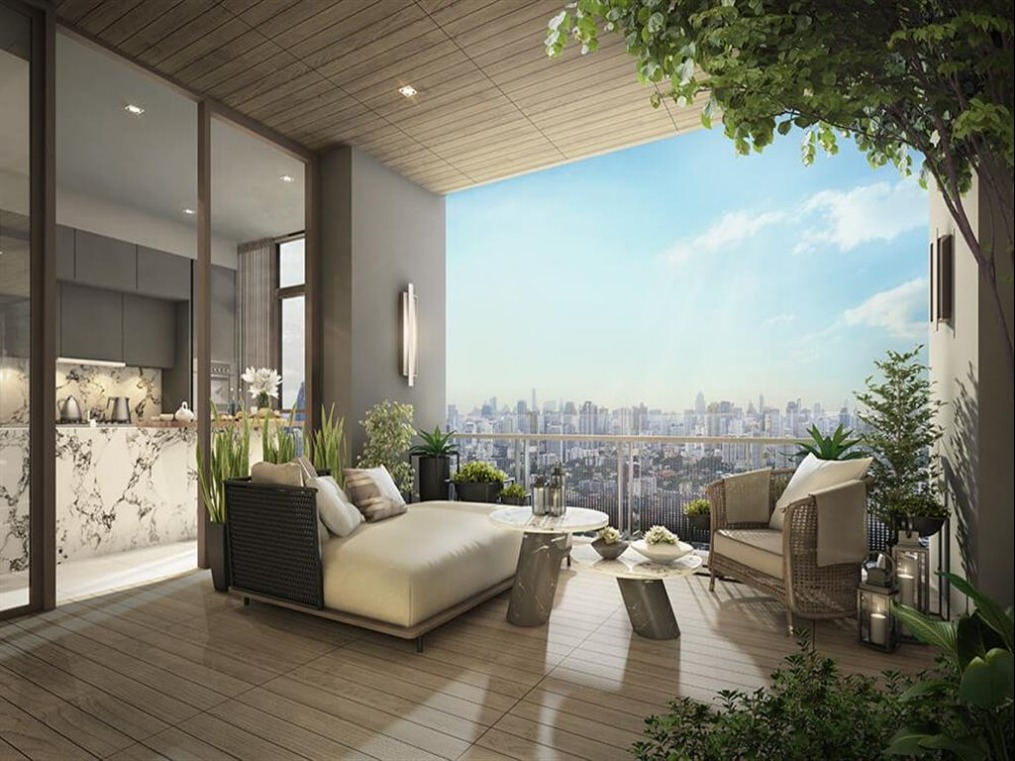 Propfit Agency's 2 Br Condo at THE Monument Thong Lo 1