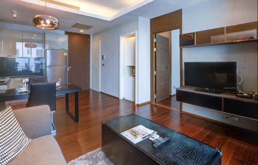Propfit Agency's 1 Br Condo at Quattro by Sansiri 3