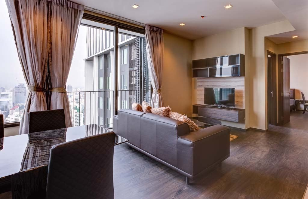 Propfit Agency's 2 Br Condo at Edge Sukhumvit 23 2