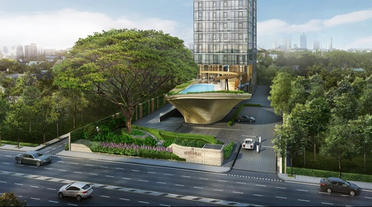 Propfit Agency's 2 Br Condo at THE Monument Thong Lo 5