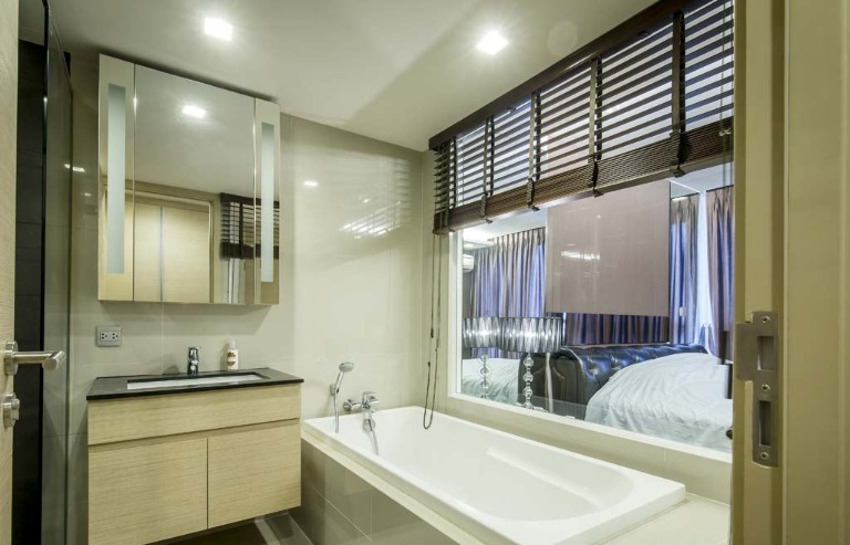 Propfit Agency's 1 Br Condo at Via BOTANI 9