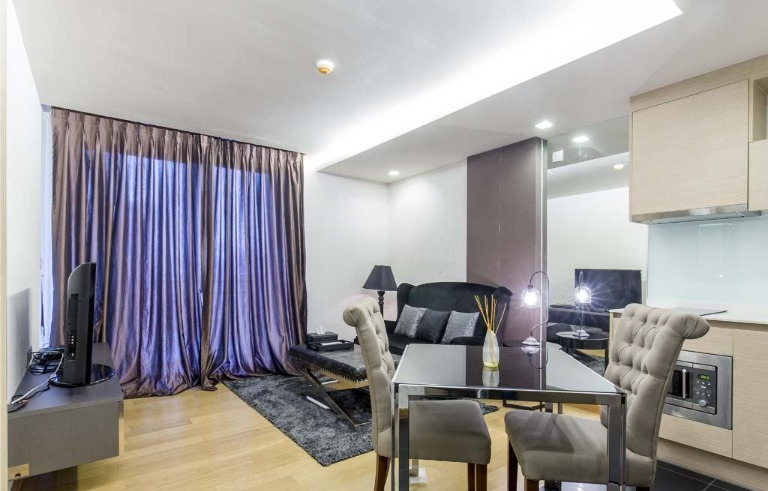 Propfit Agency's 1 Br Condo at Via BOTANI 4