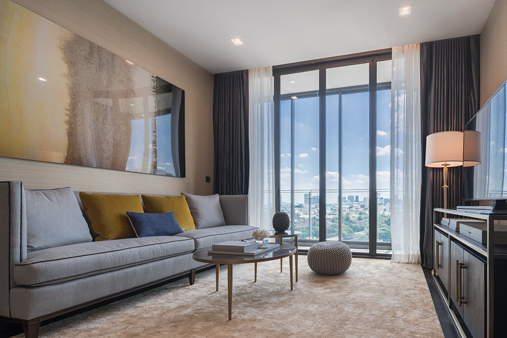 Propfit Agency's 2 Br Condo at The Monument Sanampao 7