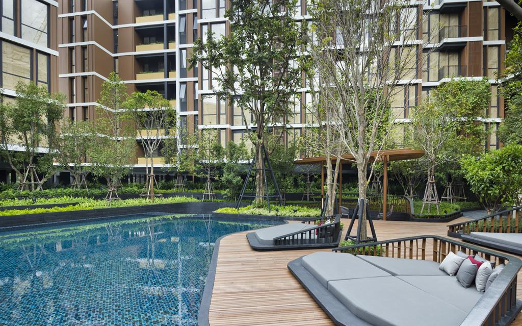 Propfit Agency's 1 Br Condo at MORI HAUS 5