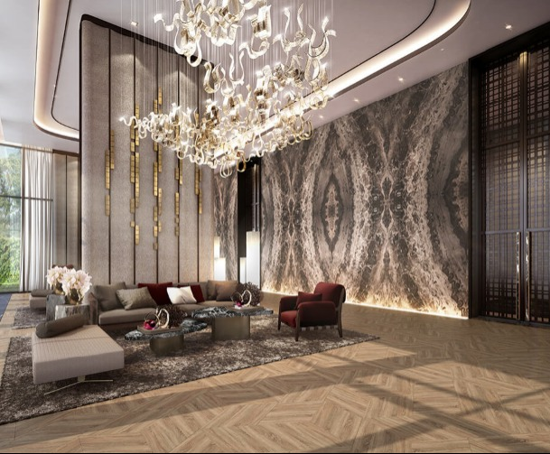 Propfit Agency's 2 Br Condo at THE Monument Thong Lo 3