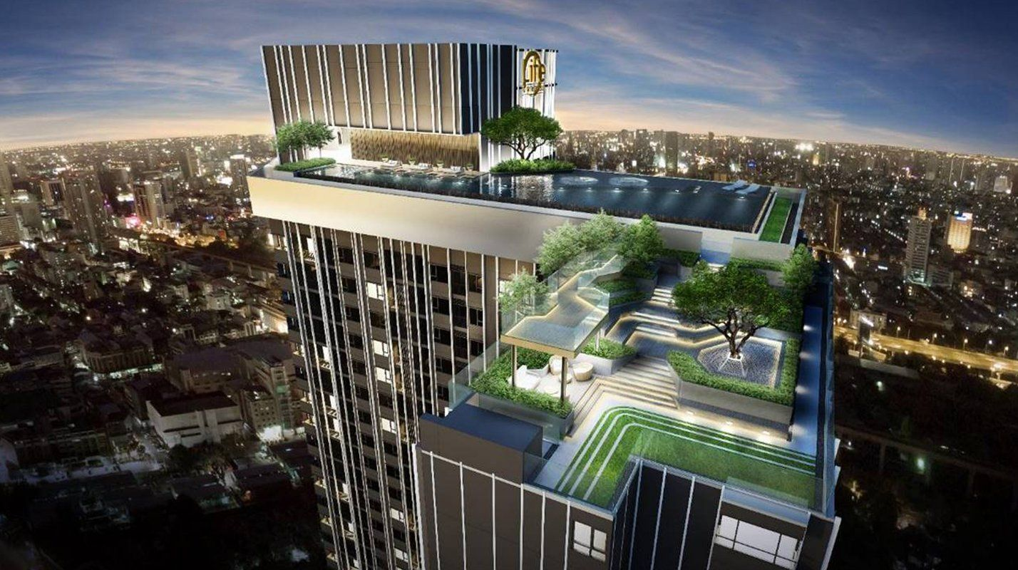 Propfit Agency's 1 Br Condo at LIFE One Wireless 11