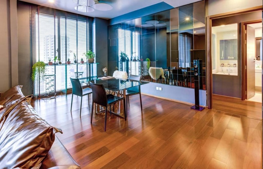 Propfit Agency's 2 Br Condo at Quattro by Sansiri 4