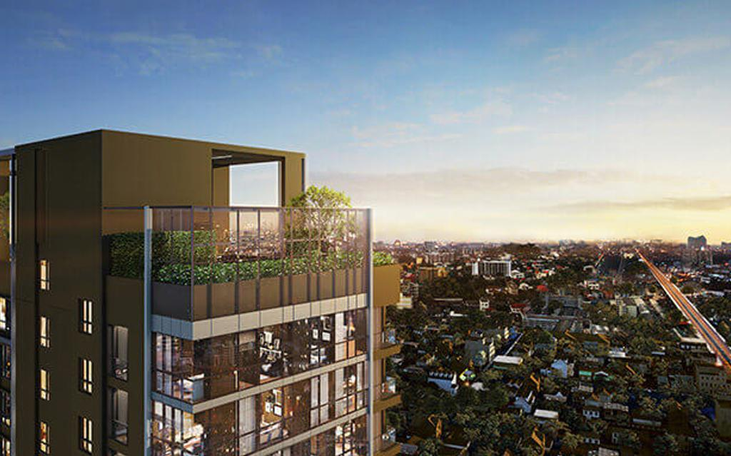 Propfit Agency's 1 Br Condo at The LINE Sukhumvit 71 3